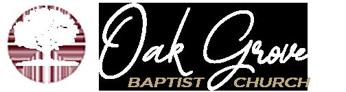 Oak Grove Baptist Church Logo